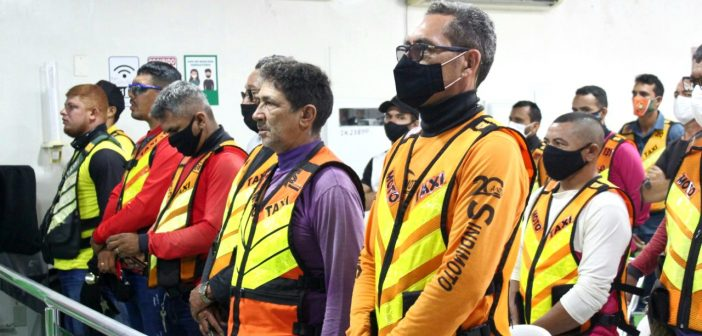 07ª Sessão Ordinária conta com a participação dos Mototaxistas